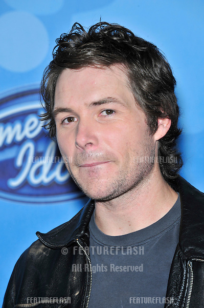 Michael Johns at party for the top 12 finalists of 2008 American Idol at the Pacific Design Centre, Los Angeles..March 6, 2008  Los Angeles, CA.Picture: Paul Smith / Featureflash