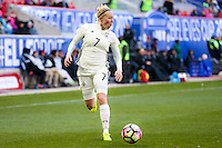 HARRISON, NJ, 04.03.2017 - FRANÇA-ALEMANHA - Bremer da Alemanha durante partida contra a França jogo valido pela segunda rodada da SheBelieves Cup no Red Bull Arena na cidade de Harrison nos Estados Unidos neste sábado , 04. (Foto: William Volcov/Brazil Photo Press)