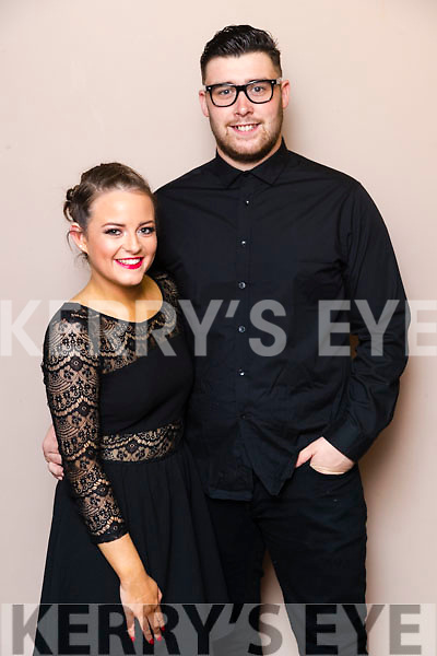 Aimee Maher and Paul O'Connor Dancers at the John Mitchels GAA 'Strictly Come Dancing' at Ballygarry House Hotel on Sunday night.