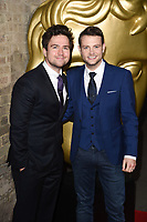 Sam &amp; Mark at the British Academy Childrens Awards 2017 at the Roundhouse, Camden, London, UK. <br /> 26 November  2017<br /> Picture: Steve Vas/Featureflash/SilverHub 0208 004 5359 sales@silverhubmedia.com