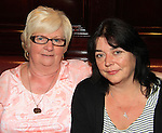 Anne Graydon and Jackie Lynch in Darby O' Gills..Picture: Shane Maguire / www.newsfile.ie.