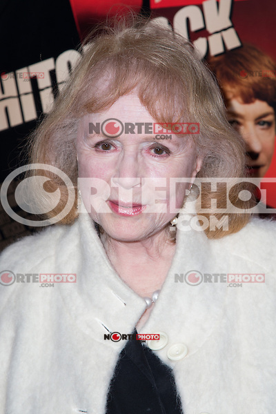 """November 20, 2012 - Beverly Hills, California - Piper Laurie at the """"Hitchcock"""" Los Angeles Premiere held at the Academy of Motion Picture Arts and Sciences Samuel Goldwyn Theater. Photo Credit: Colin/Starlite/MediaPunch Inc /NortePhoto"""