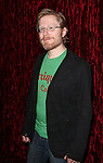 Anthony Rapp  backstage at the 'If/Then' Free Fan Concert on February 13, 2014 at the Cutting Room in New York City.