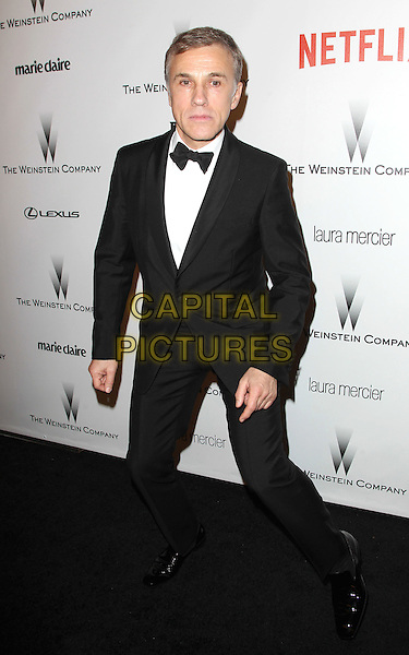 11 January 2015 - Beverly Hills, California - Christoph Waltz. The Weinstein Company and Netflix 2015 Golden Globes After Party celebrating the 72nd Annual Golden Globe Awards held at Robinsons May Lot.  <br /> CAP/ADM/KB<br /> &copy;KB/ADM/Capital Pictures