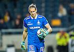 ***BETALBILD***  <br /> Solna 2015-05-10 Fotboll Allsvenskan AIK - IFK Norrk&ouml;ping :  <br /> Norrk&ouml;pings m&aring;lvakt David Mitov Nilsson under matchen mellan AIK och IFK Norrk&ouml;ping <br /> (Foto: Kenta J&ouml;nsson) Nyckelord:  AIK Gnaget Friends Arena Allsvenskan IFK Norrk&ouml;ping portr&auml;tt portrait