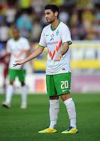 FUSSBALL   INTERNATIONALES TESTSPIEL  SAISON 2011/2012   SV Werder Bremen - Fenerbahce Istanbul               23.08.2011 Mehmet EKICI (Werder Bremen)