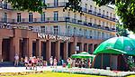 Sanatorium Nowy Dom Zdrojowy, Krynica Zdr&oacute;j, Polska<br /> Health resort Nowy Dom Zdrojowy, Krynica Zdr&oacute;j, Poland