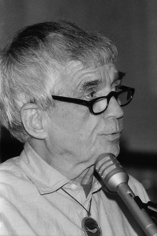 Father Daniel Berrigan  May 6, 1989