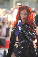 Rihanna ''NBC Today Show''5-27-2011<br /> Photo By John Barrett/PHOTOlink.net