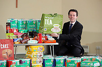 Aldi area manager Matt Wright