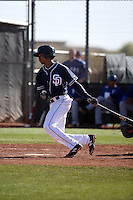 Rod Boykin - San Diego Padres 2016 spring training (Bill Mitchell)