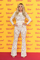 LONDON, UK. October 16, 2018: Amber Turner arriving for the &quot;ITV Palooza!&quot; at the Royal Festival Hall, London.<br /> Picture: Steve Vas/Featureflash