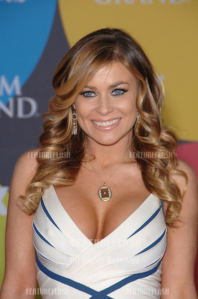 CARMEN ELECTRA at the 2006 Billboard Music Awards at the MGM Grand, Las Vegas..December 4, 2006  Las Vegas, NV.Picture: Paul Smith / Featureflash