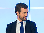Pablo Casado during the General Council of Partido Popular. July 29, 2019. (ALTERPHOTOS/Francis González)