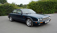Hamster's wheels – Jag XJR, once owned by Richard Hammond, up for grabs.