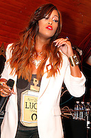Eve performing a private show at Kung Fu Necktie in Philadelphia, Pa on May 9, 2012  © Star Shooter / MediaPunchInc