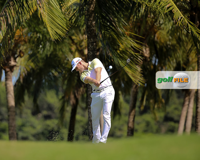 04 MAR 15 Boston native James Driscoll during the First Round of The Puerto Rico Open at The Trump International Golf Club in Rio Grande,  Puerto Rico  (photo credit : kenneth e. dennis/kendennisphoto.com)