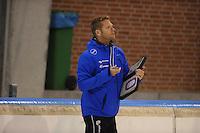 SCHAATSEN: DEVENTER: IJsbaan De Scheg, 16-10-2016, Holland Cup, ©foto Martin de Jong