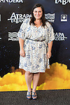 Actress Inma Cuevas attends to the photocall during the premiere of &quot;Atrapa la Bandera&quot; at Kinepolis Cinema in Madrid, August 26, 2015. <br /> (ALTERPHOTOS/BorjaB.Hojas)