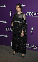 www.acepixs.com<br /> <br /> February 21 2017, LA<br /> <br /> Actress Kathryn Hahn arriving at the 19th CDGA (Costume Designers Guild Awards) at The Beverly Hilton Hotel on February 21, 2017 in Beverly Hills, California. <br /> <br /> By Line: Famous/ACE Pictures<br /> <br /> <br /> ACE Pictures Inc<br /> Tel: 6467670430<br /> Email: info@acepixs.com<br /> www.acepixs.com