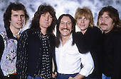 1982: URIAH HEEP - Photosession in London