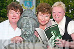 BALLADS: Annmarie O'Sullivan, Peggie O'Connell and Peggy Sweeney of the Sean McCarthy Weekend Festival in Finuge who launched their annual ballad competition this week to budding writers.    Copyright Kerry's Eye 2008