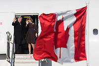 King Philippe & Queen Mathilde of Belgium are leaving Canada - Montreal