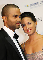 Tony Parker confirms his engagement to Axelle Francine - France
