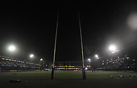 A general view of BT Sport Cardiff Arms Park, home of Cardiff Blues<br /> <br /> Photographer Kevin Barnes/CameraSport<br /> <br /> Guinness Pro14  Round 14 - Cardiff Blues v Toyota Cheetahs - Saturday 10th February 2018 - Cardiff Arms Park - Cardiff<br /> <br /> World Copyright &copy; 2018 CameraSport. All rights reserved. 43 Linden Ave. Countesthorpe. Leicester. England. LE8 5PG - Tel: +44 (0) 116 277 4147 - admin@camerasport.com - www.camerasport.com