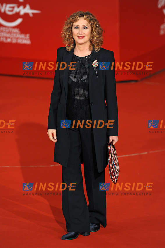 Lunetta Savino attends the red carpet for the film &quot;L'Uomo che ama&quot; at the the third edition of Festa Internazionaledel Cinema di Roma, Auditorium Parco della Musica, October 23, 2008. <br /> Photo Andrea Staccioli Insidefoto