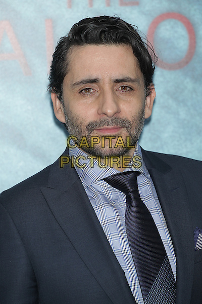 NEW YORK, NY - JUNE 21: Jaume Collet-Serra attends  'The Shallows' World Premiere at AMC Lincoln Square on June 21, 2016 in New York City. <br /> CAP/MPI99<br /> &copy;MPI99/Capital Pictures