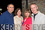 4949-4951.---------.Socialising.-----------.Having fun at the Station House bar/grill Blennerville last Saturday night were Tralee group L-R George&Maria Phillip's with Aine McGillicuddy and Dr David Buckley.