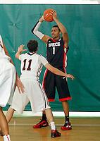 April 9, 2011 - Hampton, VA. USA; DeJuan Marrero participates in the 2011 Elite Youth Basketball League at the Boo Williams Sports Complex. Photo/Andrew Shurtleff