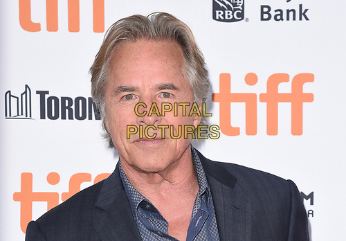 "TORONTO, ONTARIO - SEPTEMBER 07: Don Johnson attends the ""Knives Out"" premiere during the 2019 Toronto International Film Festival at Princess of Wales Theatre on September 07, 2019 in Toronto, Canada.     <br /> CAP/MPI/IS<br /> ©IS/MPI/Capital Pictures"