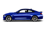 Car driver side profile view of a 2018 BMW M4 M4 CS 2 Door Coupe