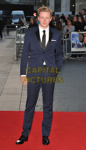 Jack Lowden at the 60th BFI London Film Festival &quot;A United Kingdom&quot; opening gala, Odeon Leicester Square cinema, Leicester Square, London, England, UK, on Wednesday 05 October 2016.<br /> CAP/CAN<br /> &copy;CAN/Capital Pictures
