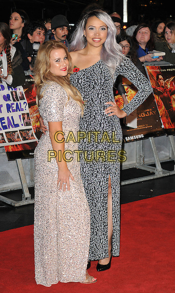 Selina Waterman-Smith &amp; Aisha Kasim attend the , Odeon Leicester Square, Leicester Square, London, England, UK, on Thursday 05 November 2015. <br /> CAP/CAN<br /> &copy;CAN/Capital Pictures