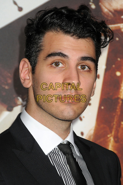 4 March 2014 - Hollywood, California - Nick Simmons. &quot;300: Rise of an Empire&quot; Los Angeles Premiere held at the TCL Chinese Theatre. <br /> CAP/ADM/BP<br /> &copy;Byron Purvis/AdMedia/Capital Pictures