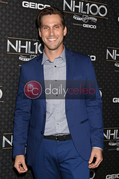 Brad Benedict<br /> at the The NHL100 Gala, Microsoft Theater, Los Angeles, CA 01-27-17<br /> David Edwards/DailyCeleb.com 818-249-4998