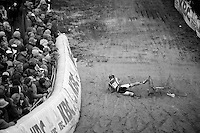 Superprestige Zonhoven 2013<br /> <br /> crashed