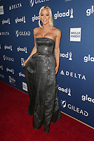 13 April 2018 - Beverly Hills, California - Gigi Gorgeous. 29th Annual GLAAD Media Awards at The Beverly Hilton Hotel. <br /> CAP/ADM/FS<br /> &copy;FS/ADM/Capital Pictures