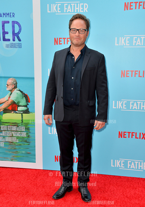 Anders Bard at the Los Angeles premiere of &quot;Like Father&quot; at the Arclight Theatre, Los Angeles, USA 31 July 2018<br /> Picture: Paul Smith/Featureflash/SilverHub 0208 004 5359 sales@silverhubmedia.com