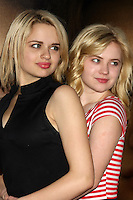 """LOS ANGELES - MAR 27:  Joey King, Sierra McCormick at the """"A Girl Like Her"""" Screening at the ArcLight Hollywood Theaters on March 27, 2015 in Los Angeles, CA"""