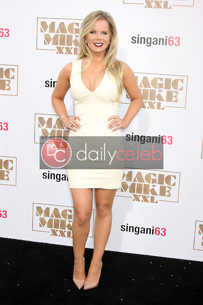 """Crystal Hunt <br /> at the """"Magic Mike XXL"""" Premiere, TCL Chinese Theater, Hollywood, CA 06-25-15<br /> David Edwards/DailyCeleb.com 818-249-4998"""