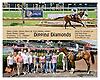 Loren's Rock winning at Delaware Park on 7/17/14
