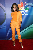 BEVERLY HILLS, CA - AUGUST 8: Zuri Hall at the 2019 NBC Summer Press Tour at the Wilshire Ballroom in Beverly Hills, California o August 8, 2019. <br /> CAP/MPIFS<br /> ©MPIFS/Capital Pictures
