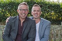 Brendan & Michael