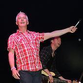 Jun 13, 2009: THUNDER live at Download Festival UK