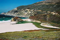 Photo of Little Sur River on Big Sur Coastline