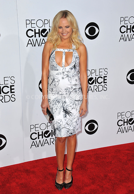 WWW.ACEPIXS.COM<br /> <br /> <br /> January 8, 2014, Los Angeles, CA.<br /> <br /> Malin Ackerman arriving atThe 40th Annual People's Choice Awards held at Nokia Theatre L.A. Live on January 8, 2014 in Los Angeles, California. <br /> <br /> <br /> <br /> <br /> <br /> <br /> By Line: Peter West/ACE Pictures<br /> <br /> ACE Pictures, Inc<br /> Tel: 646 769 0430<br /> Email: info@acepixs.com